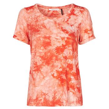 Abbigliamento Donna T-shirt maniche corte Les Petites Bombes BRISEIS Arancio