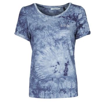 Abbigliamento Donna T-shirt maniche corte Les Petites Bombes BRISEIS Marine