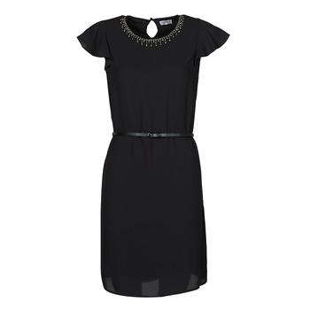 Abbigliamento Donna Abiti corti Liu Jo WA1561-T9767-22222 Nero