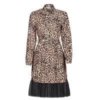 Abbigliamento Donna Abiti corti Liu Jo WA1218-T9147-T9680 Leopard