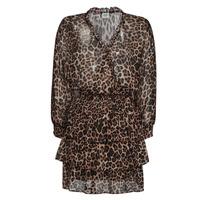 Abbigliamento Donna Abiti corti Liu Jo WA1530-T5059-T9680 Leopard
