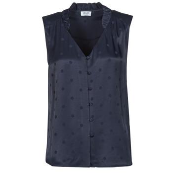 Abbigliamento Donna Top / Blusa Liu Jo WA1044-T4758-93923 Marine