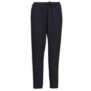 Abbigliamento Donna Pantaloni morbidi / Pantaloni alla zuava Liu Jo WA1111-T7982-93923 Marine