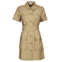 Abbigliamento Donna Abiti corti Liu Jo WA1301-T4818-X0365 Beige