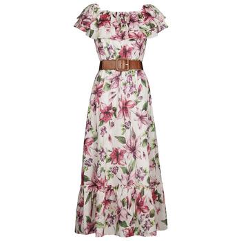 Abbigliamento Donna Abiti lunghi Liu Jo WA1496-T5976-T9706 Fleuri