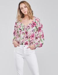Abbigliamento Donna Top / Blusa Liu Jo WA1084-T5976-T9706 Fleuri