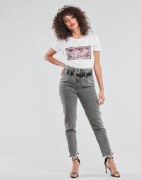 Abbigliamento Donna Jeans dritti Liu Jo KENDY Grigio