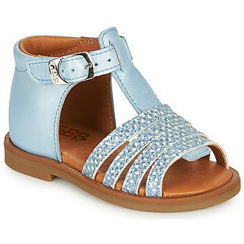 Scarpe Bambina Sandali GBB ATECA Blu