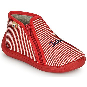 Scarpe Bambina Pantofole GBB APOLA Rosso