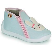 Scarpe Bambina Pantofole GBB APOLA Blu