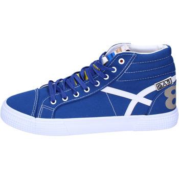 Scarpe Uomo Sneakers Gas BJ59 Blu
