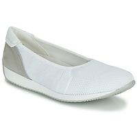 Scarpe Donna Sneakers basse Ara PORTO-FUSION4 Bianco