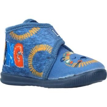 Scarpe Bambino Pantofole Vulladi 8107 140 Blu