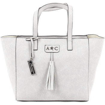 Borse Donna Tote bag / Borsa shopping Andrew Charles By Andy Hilfiger ACE01 Grigio