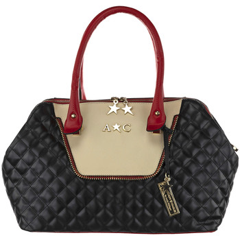 Borse Donna Borse a spalla Andrew Charles By Andy Hilfiger Bag ACE02 Nero