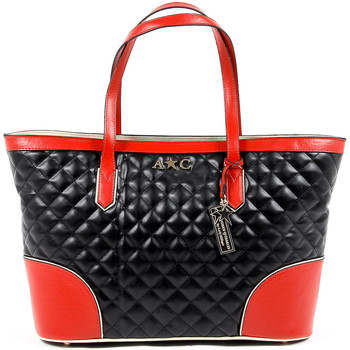 Borse Donna Tote bag / Borsa shopping Andrew Charles By Andy Hilfiger ACE05 Nero