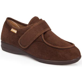 Scarpe Pantofole Calzamedi SCARPE MEDIE DOMESTICHE E / O POSTOPERATORIE 3081 MARRON