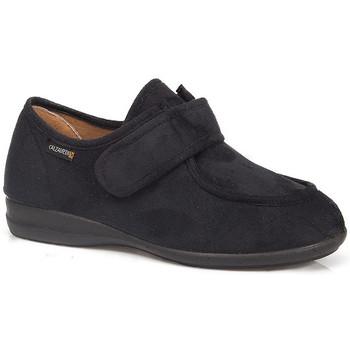 Scarpe Pantofole Calzamedi SCARPE MEDIE DOMESTICHE E / O POSTOPERATORIE 3081 NERO