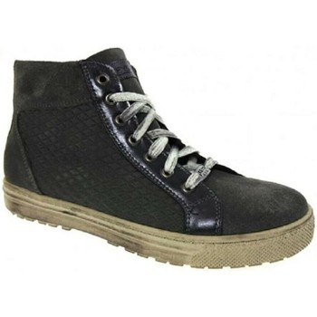 Scarpe Donna Sneakers alte Keys 8065 Grigio