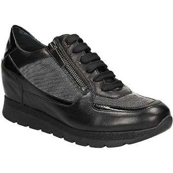 Scarpe Donna Sneakers basse Keys SCA325008 Nero