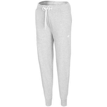 Abbigliamento Donna Pantaloni da tuta 4F SPDD300 Grigio