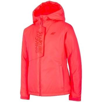 Abbigliamento Bambina Giacche 4F JKUDN001 Rosso