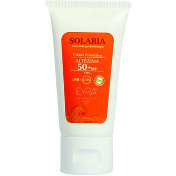 Bellezza Protezione solari Eyra Cosmetics Solaria Very high protection spf 50+ face