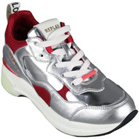Scarpe Donna Sneakers Replay Camrose rs1b0004s 0144 Rosso