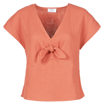 Abbigliamento Donna Top / Blusa Betty London ODIME Terracotta