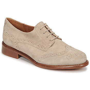 Scarpe Donna Derby Betty London CODEUX Beige