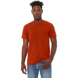 Abbigliamento Uomo T-shirt maniche corte Bella + Canvas CA3413 Arancio