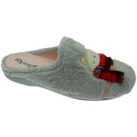 Scarpe Donna Pantofole Riposella RIP4592gr grigio