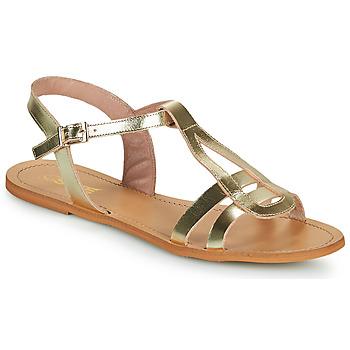 Scarpe Donna Sandali So Size DURAN Oro