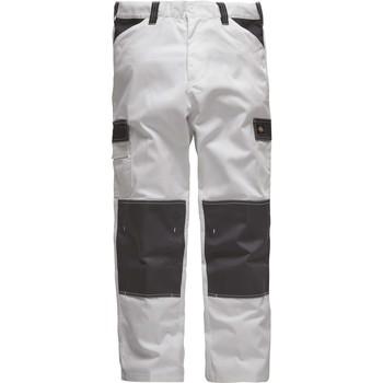 Abbigliamento Uomo Pantalone Cargo Dickies Pantalon  Everyday blanc/gris
