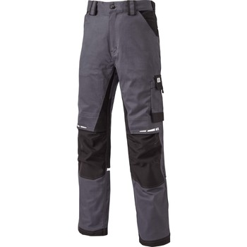 Abbigliamento Pantalone Cargo Dickies Pantalon  Gdt Premium gris/noir