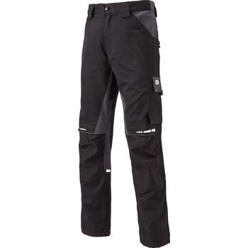 Abbigliamento Pantalone Cargo Dickies Pantalon  Gdt Premium noir/gris