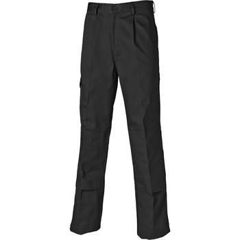 Abbigliamento Uomo Pantalone Cargo Dickies Pantalon  Redhawk Super noir
