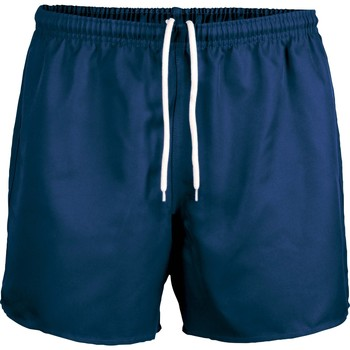 Abbigliamento Shorts / Bermuda Proact Short Praoct Rugby bleu royal/bleu
