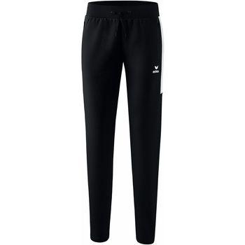 Abbigliamento Donna Pantaloni da tuta Erima Pantalon femme  Worker Squad noir/blanc