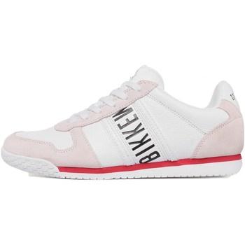 Scarpe Uomo Sneakers basse Bikkembergs b4bkm0135 Basse Uomo Bianco Bianco