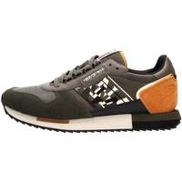 Scarpe Uomo Sneakers basse Napapijri Shoes na4f24 Basse Uomo Verde Verde
