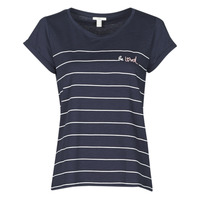 Abbigliamento Donna T-shirt maniche corte Esprit T-SHIRTS Blu