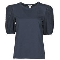 Abbigliamento Donna T-shirt maniche corte Esprit T-SHIRTS Nero