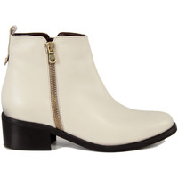 Scarpe Donna Stivaletti Fashion Attitude  Bianco