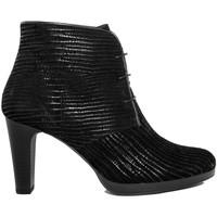 Scarpe Donna Stivaletti Fashion Attitude  Nero