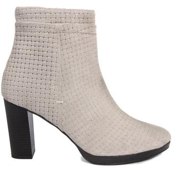 Scarpe Donna Stivaletti Fashion Attitude  Grigio