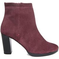 Scarpe Donna Stivaletti Fashion Attitude  Bordeaux