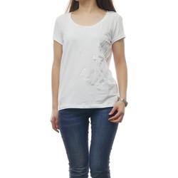 Abbigliamento Donna T-shirt maniche corte Ea7 Emporio Armani 3ZTT83