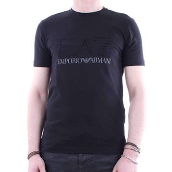 Abbigliamento Uomo T-shirt & Polo Ea7 Emporio Armani 3GPT04