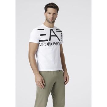 Abbigliamento Uomo T-shirt maniche corte Ea7 Emporio Armani 3GPT06